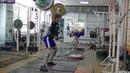 Маклаков Тимур,15 лет, собст вес 55 5 Толчок 87 кг