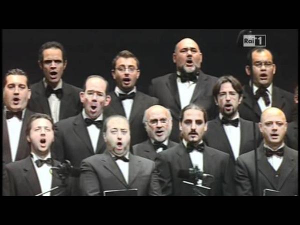 Ennio Morricone - Inno Di Mameli (RaiUno - 04-11-2011)