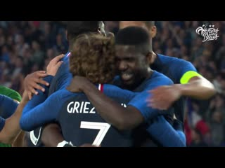 France - bolivie (2-0), le résumé i fff 2019