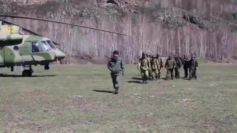 Китайские военные уже на территории России! Только факты.