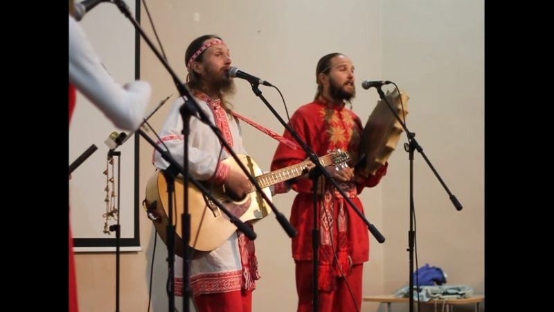 Фрагмент концерта группы Аурамира   Ижевск, 2017
