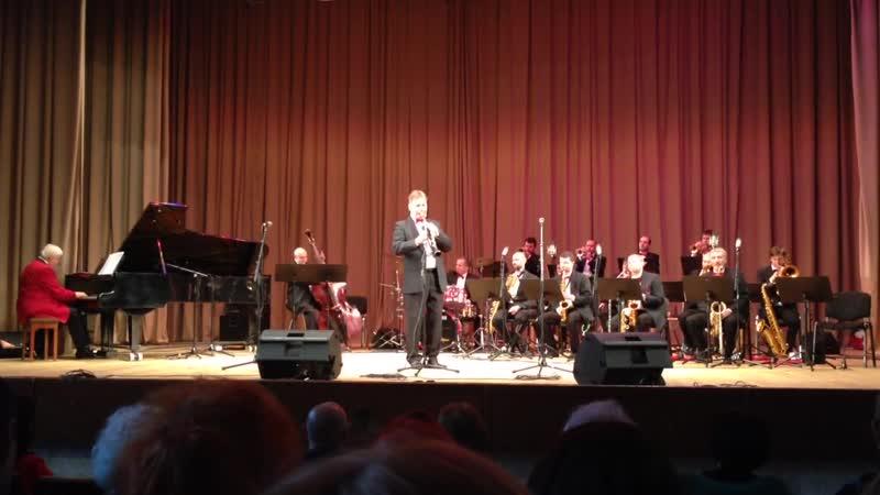 Маленький цветок в исполнении камерного оркестра джазовой музыки имени Олега Лундстрема.