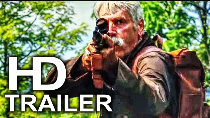 THE MAN WHO KILLED HITLER AND THEN THE BIGFOOT Trailer 1 NEW (2019) Sam Elliott Adventure Movie HD