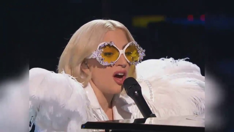 Lady Gaga - Your Song (Live at Elton John: I'm Still Standing — A GRAMMY Salute) 1 PARTE