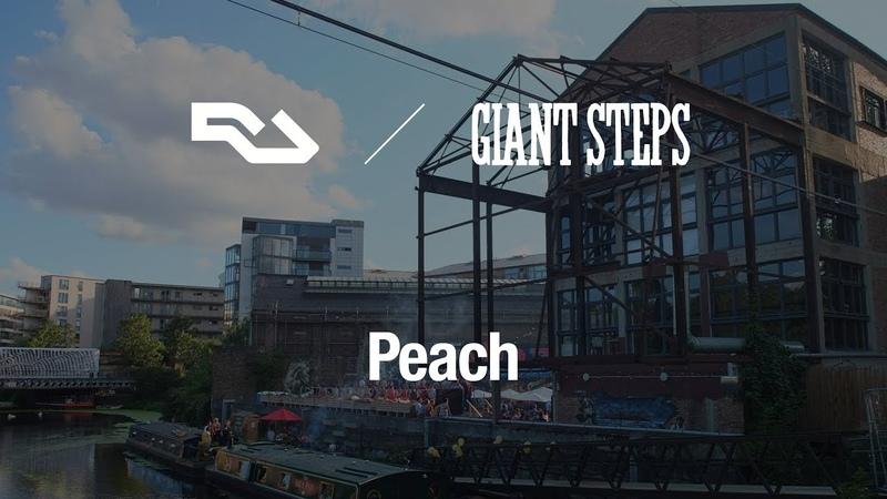 RA Live: Peach at Giant Steps