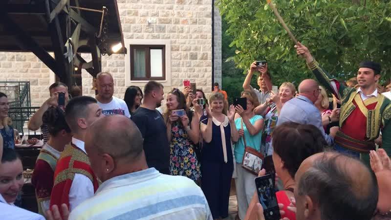 Черногорская свадьба (1)