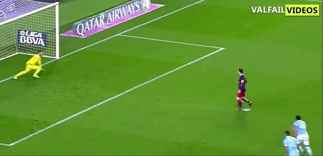 Barcelona Amazing Penalty (Leo Messi)