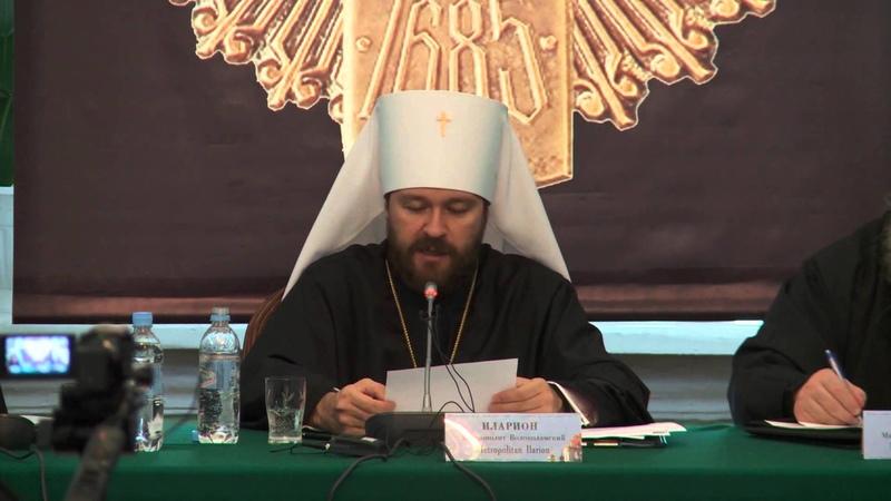 Митрополит Иларион(Алфеев). Что влечет людей в монастырь.