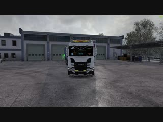 Scania S730 NextGen V8 Power