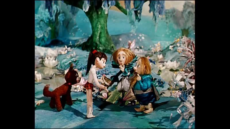 Волшебник изумрудного города (1974г) - 01. Элли в волшебной стране