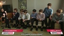 [RUS SUB] [28.05.17] BTS Plays The Superlative Game @Clevver News