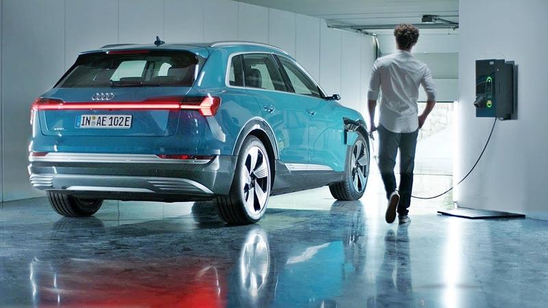 2019 Audi E-tron - Perfect SUV!