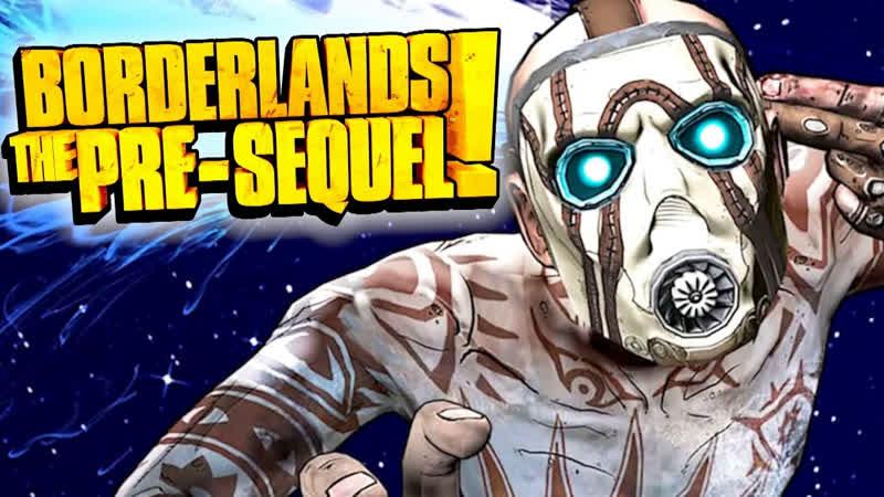 =\_= Borderlands The Pre-Sequel! =\_= Внутри Железяки (18) =\_=