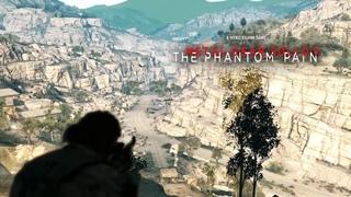 Metal Gear Solid V: The Phantom Pain - Дядя Снейк #6
