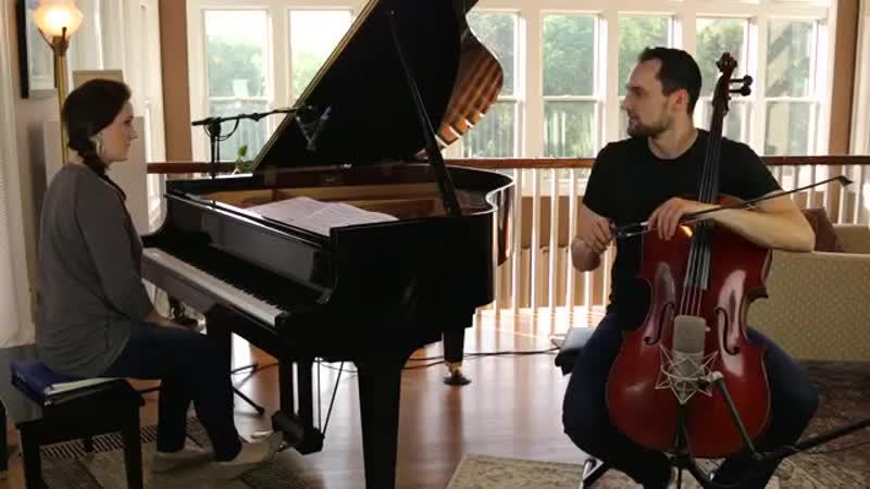 Avicii - Waiting For Love (Piano-Cello Cover) - Brooklyn Duo.mp4