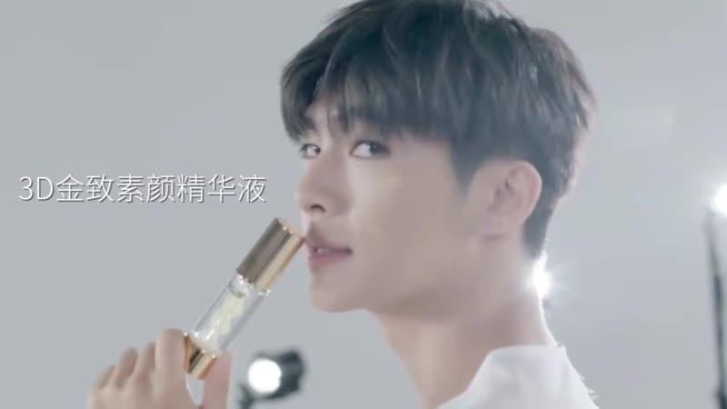 СпА | Актер Аарон Ян Aaron Yan в рекламе Dr. CiLabo