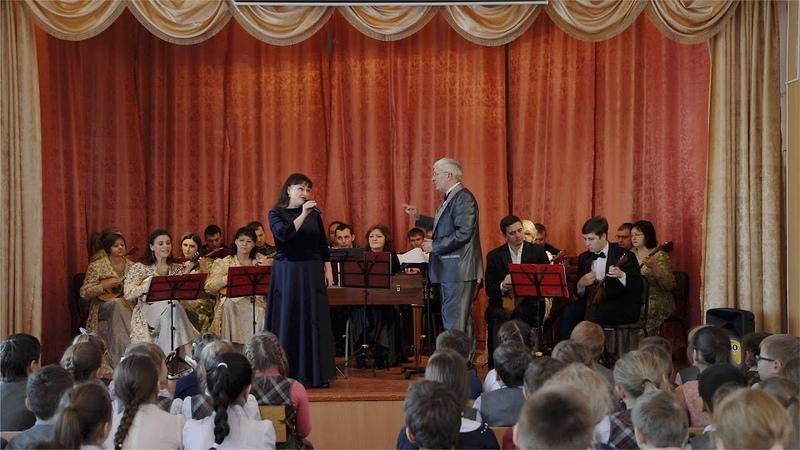 Песенка Про Папу Русский камерный оркестр Лад исполняет Анна Ракитина