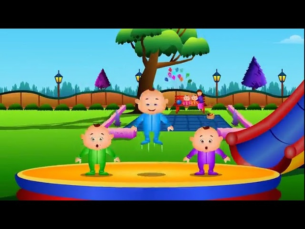 5 little babies Five Little Babies Jumping on the Bed Nursery Rhymes Songs for Children