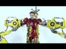 [xenom0rph Eng] Hot Toys MMS462D22: Iron Man 2 - Iron Man Mark IV w/ Suit-Up Gantry 1/6