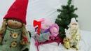 Peppa Pig em português. Uma Árvore de Natal. Brinquedos de pelúcia.