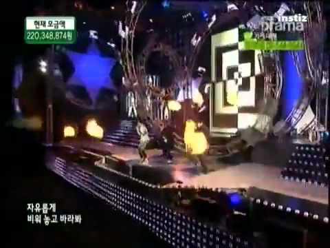[SHINee] 101016 世界糧食日 分享愛演唱會 -Lucifer