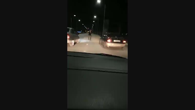 КАЛИНА САНЬКА - НАКАЗЫВАЕТ BMW E36