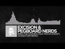 [Breaks] - Excision Pegboard Nerds - Bring The Madness (Noisestorm Remix) [Monstercat]
