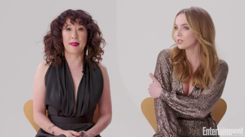 Sandra Oh and Jodie Comer - Entertainment Weekly (March 2019)