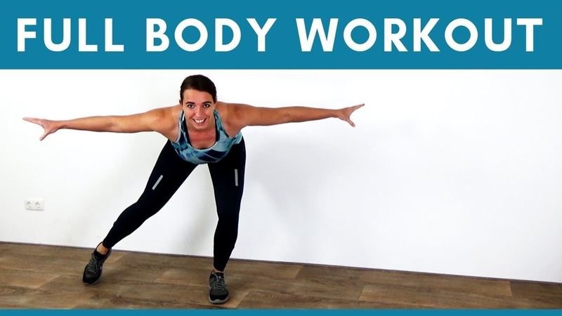 Full Body Workout - At Home for Women - No Equipment