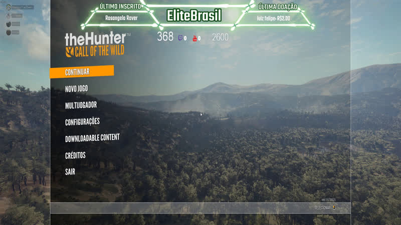 TheHunter Call Of The Wild Parque Fernando Primeira Caçada