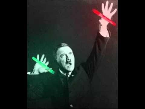 Dancing Adolf Hitler - Eins zwei polizei, revisited and extended version