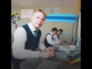 «Газпром нефть» помогла в создании современной химической лаборатории в рязанской школе