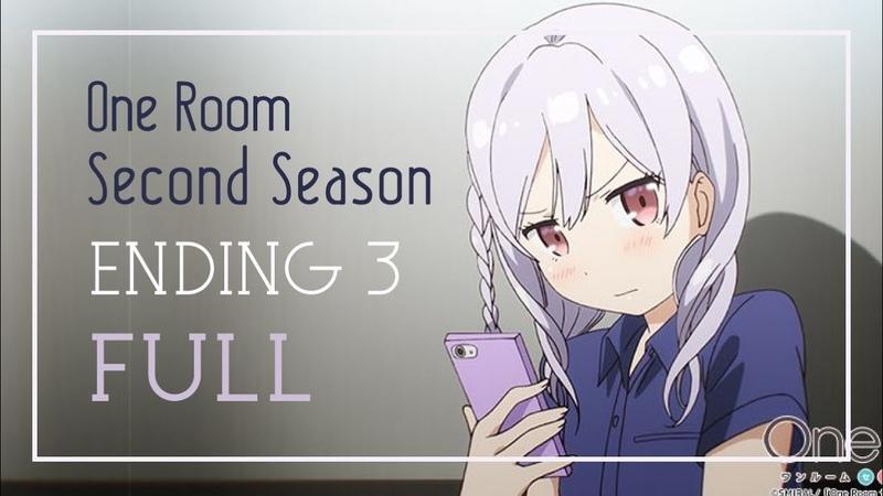 One Room Season 2 Ending 3「Searchlight to Tsuki Akari」by Inori Minase (Full)