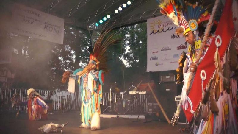 Indianie Ustka 2012 Marco y Erick