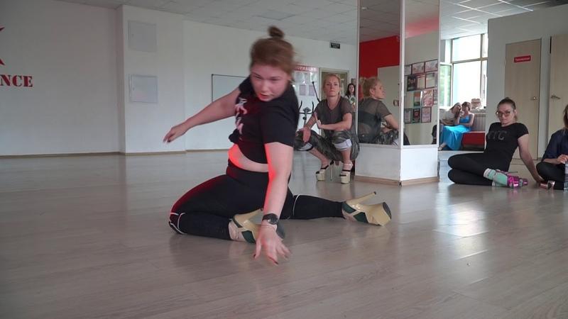 Just Heels Project - Strip\highheels Battle by Marya Drozdova