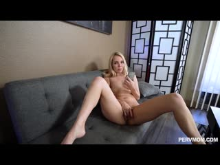 Aaliyah Love - Welcum Home Stepmom [All Sex, Hardcore, Blowjob, POV]