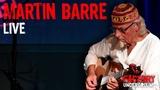 Martin Barre Live at Factory Underground -