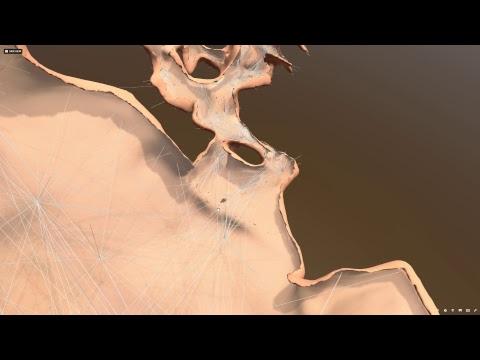 Подкаст: Создание 3D модели пещеры