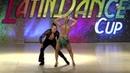 Braulio Valentina Uruguay Bachata Sensual Couple Pro Final WLDC 2016