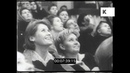 Spectacular Ice Skating Show, 1950s, 1960s, USSR, 16mm