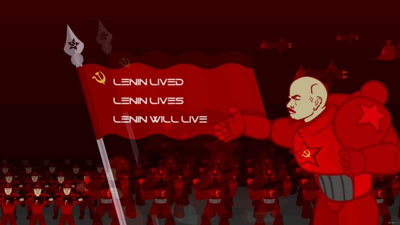 LENIN (IS SO YOUNG) 40000 (remastered, extended version)