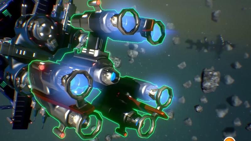 Rogue Universe - Геймплей | Трейлер