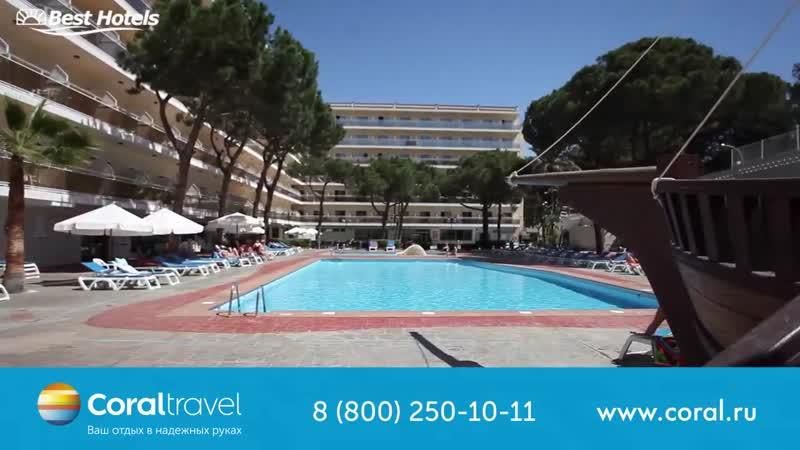 Отель Hotel Oasis Park 1 с Coral Travel