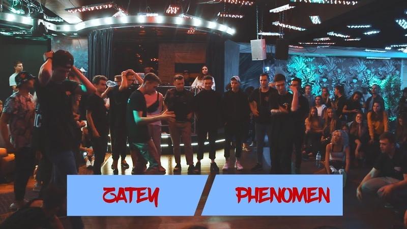 Zatey vs Phenomen - ELECTRO - FINAL