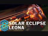 Solar Eclipse Leona Skin Spotlight - Pre-Release - League of Legends