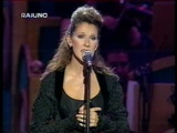 Celine Dion - My Heart Will Go On (Live @ Pavarotti &amp Friends 1998)