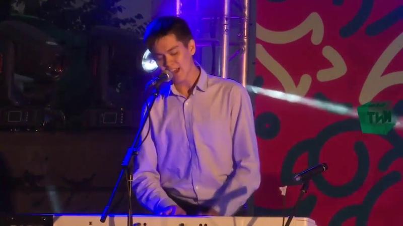 Azat Gimadeev - Җәннәттә без күптән (live)