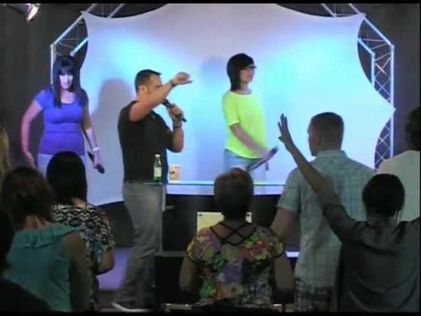 Transformation Center Prayer 142