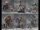 Review Collection Twisted Land of Oz McFarlane Toys PT/BR