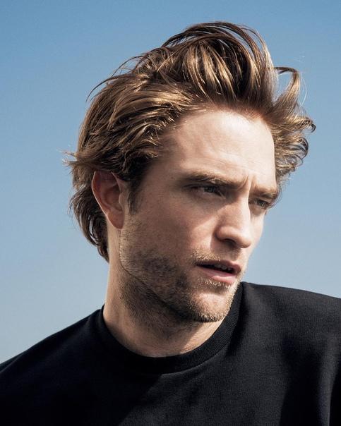 Robert Pattinson Les Inrockuptibles Magazine, November 2018.